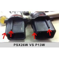 P13W / PSX26W