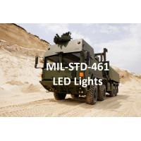 MIL-STD-461 LED Lights (high EMC)