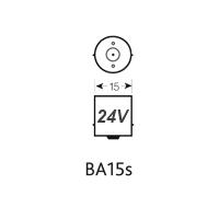 BA15S 24V LED