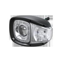 LED Hauptscheinwerfer beheizbar