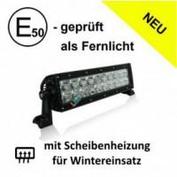 LED Zusatzfernlicht beheizbar