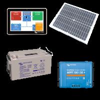 Solar - Batterie
